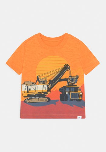 TODDLER BOY BETTER GRAPHIC - Print T-shirt - mango