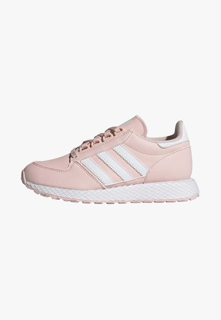 adidas Originals - FOREST GROVE SHOES - Sneakersy niskie - pink
