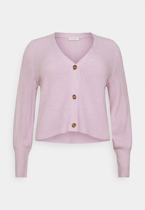CARNICOYA CLARE - Cardigan - lavender frost