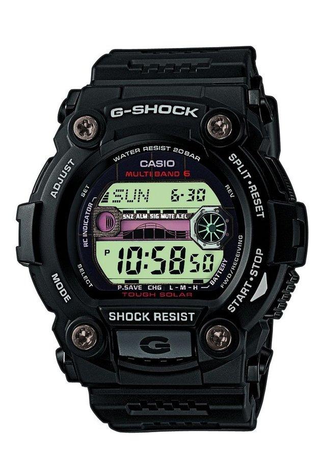 G-SHOCK - Digitalklocka - zwart