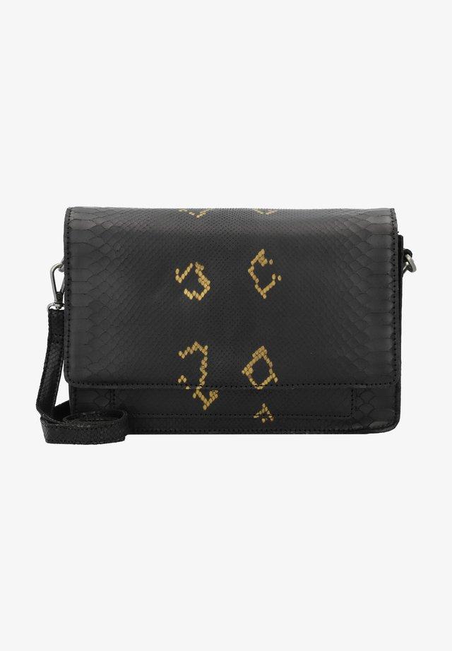 ONYX - Across body bag - snake black/gold