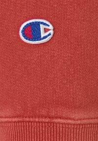 Champion Reverse Weave - HOODED - Sweatshirt - red - 2