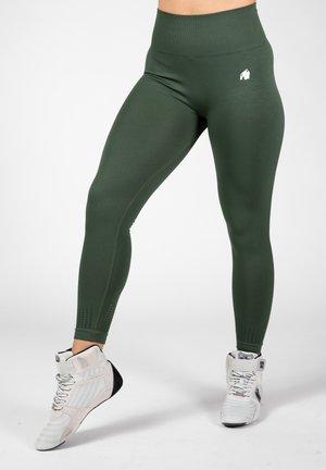 Legging - dark green