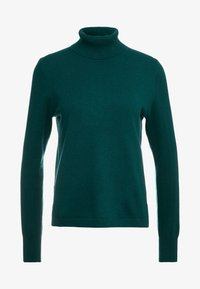 J.CREW - LAYLA TURTLENECK - Sweter - old forest - 5