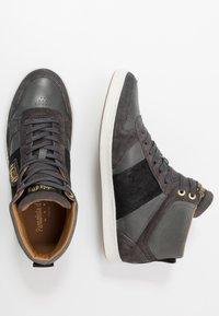 Pantofola d'Oro - MILITO UOMO MID - High-top trainers - dark shadow - 1