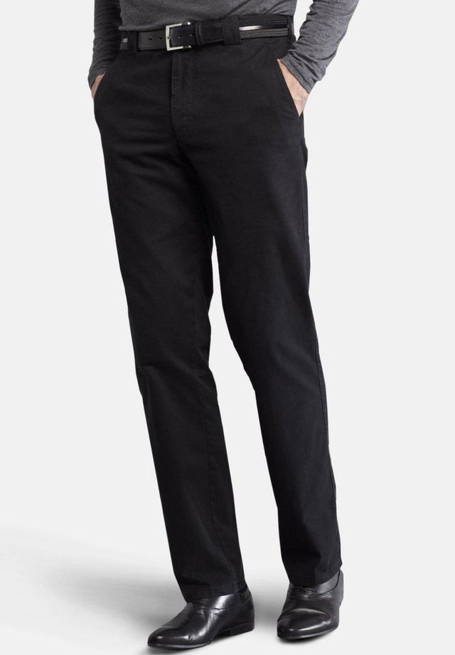 ROMA - Trousers - black