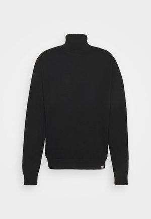 PLAYOFF TURTLENECK - Jersey de punto - black