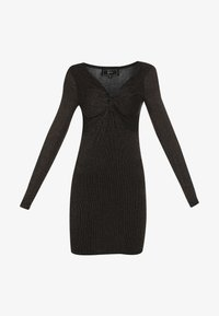 faina - ABENDKLEID - Vestito elegante - schwarz gold - 4