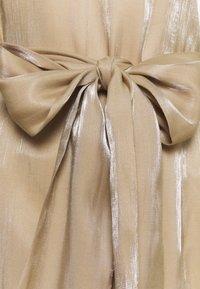 Twist & Tango - EIRA DRESS - Cocktail dress / Party dress - sand - 2
