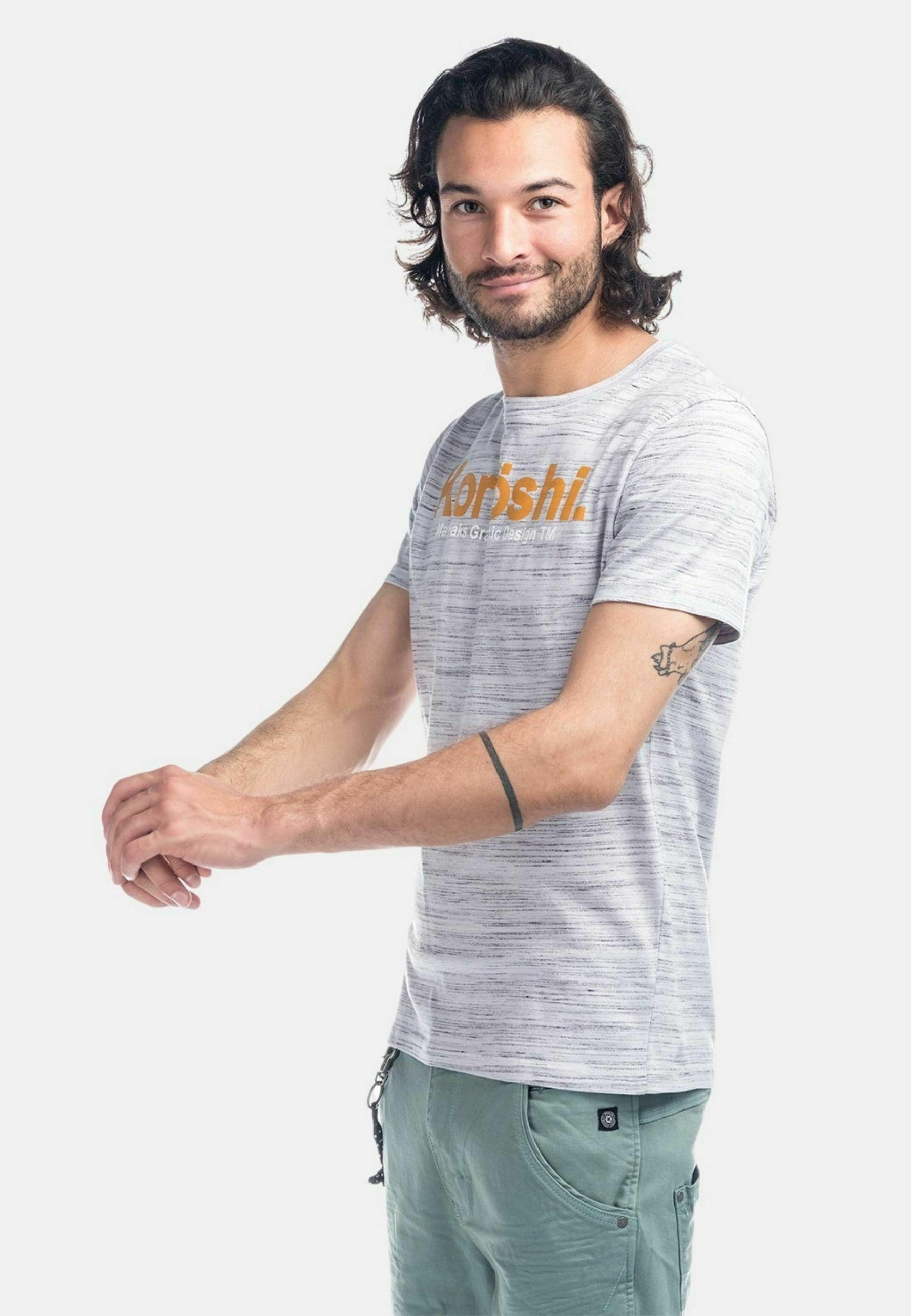 Hombre MANGA  - Camiseta estampada