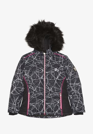 ELUSIVE JACKET - Ski jacket - black energy