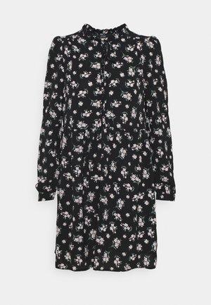 VMSAGA SHORT DRESS  - Hverdagskjoler - black