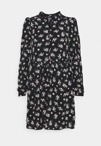 VMSAGA SHORT DRESS  - Robe d'été - black