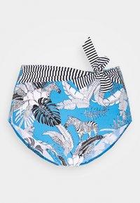 Esprit - TULUM BEACH - Bikini bottoms - blue - 3