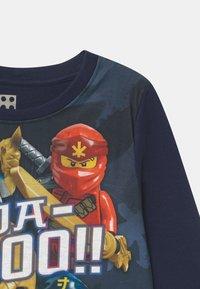 LEGO Wear - Bluzka z długim rękawem - dark navy - 2