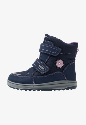 Zimní obuv - atlantic/lila