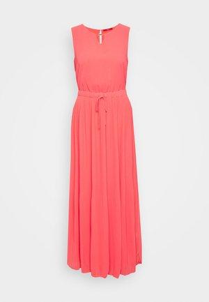 LANG - Maxi dress - coral red