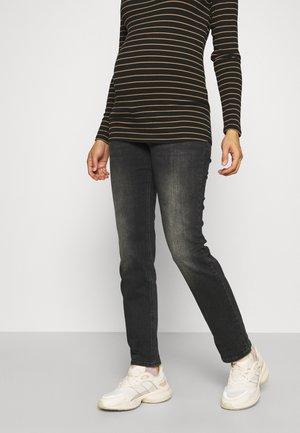 PANTS - Džíny Straight Fit - grey denim