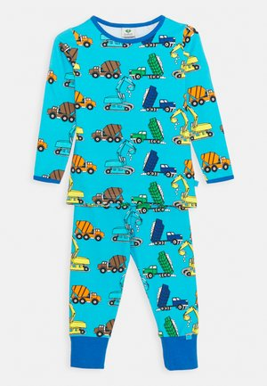 NIGHTWEAR MACHINES - Pyjama set - ocean blue