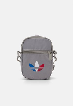 TRICOL FEST BAG UNSISEX - Across body bag - solid grey