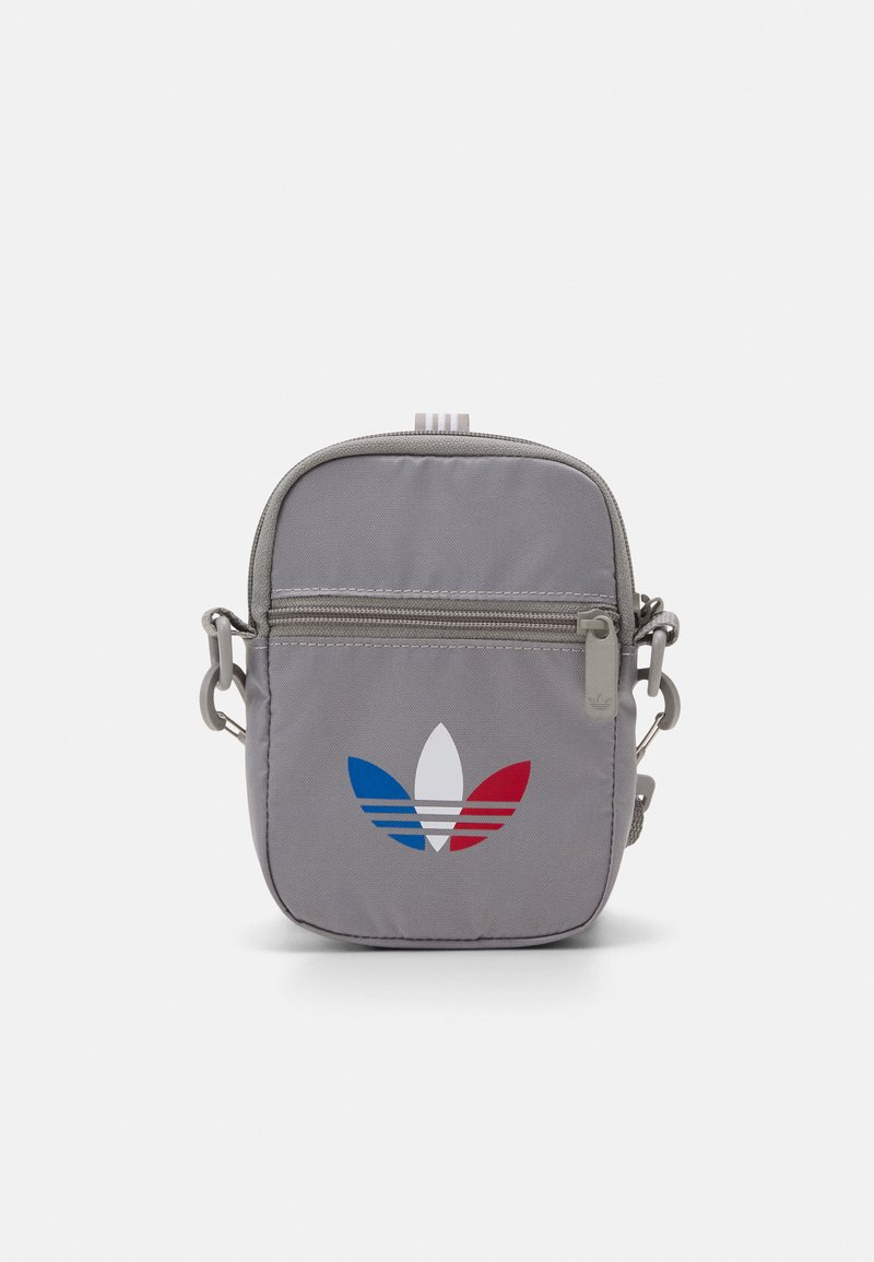 adidas Originals - TRICOL FEST BAG UNSISEX - Across body bag - solid grey