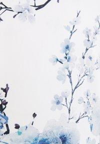 Twisted Tailor - BLOSSOM SUIT - Suit - white blue - 5