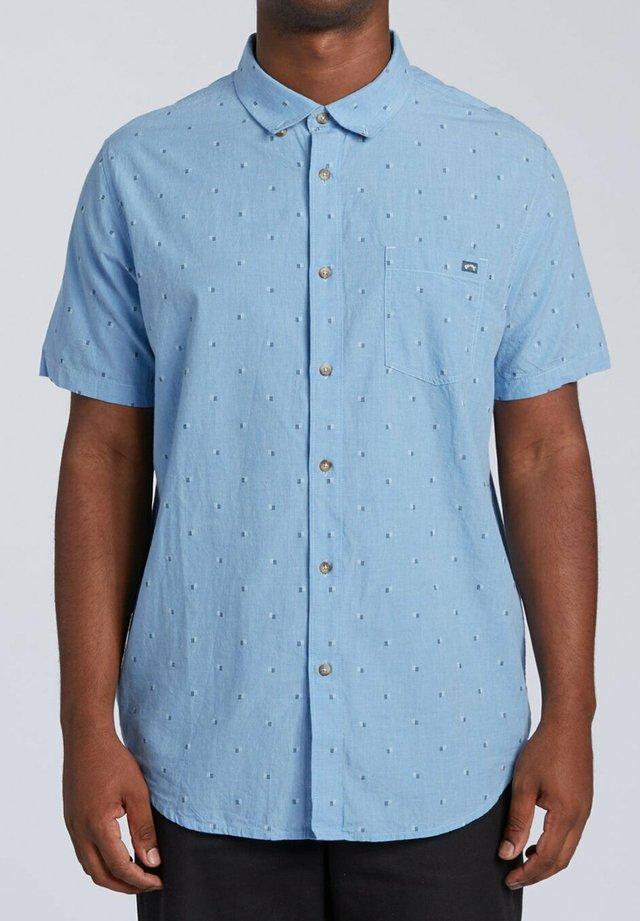 Shirt - powder blue