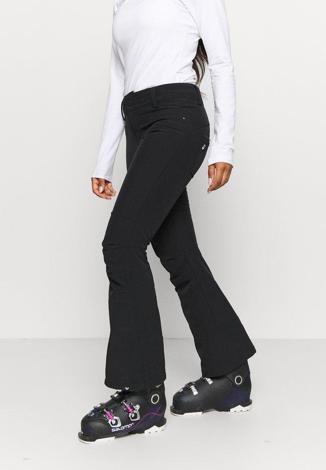 CREEK SHORT - Pantalon de ski - true black