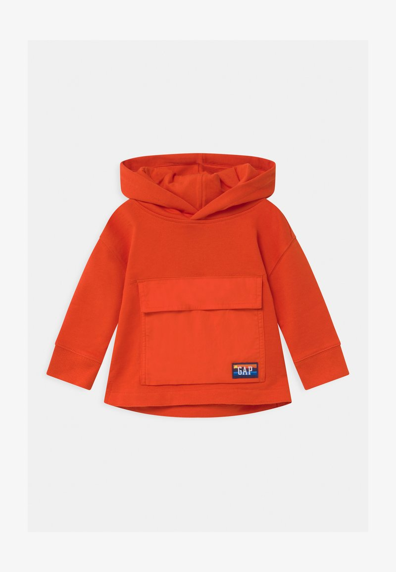 GAP - TODDLER BOY HOOD - Hættetrøjer - grenadine orange