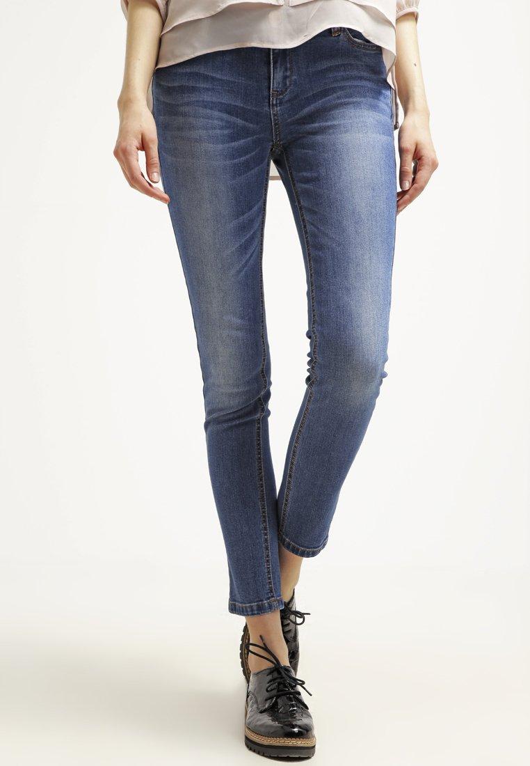 Morgan - Jeans Skinny - jean stone