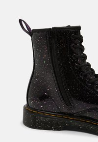Dr. Martens - 1460 Y - Lace-up ankle boots - purple cosmic glitter - 4