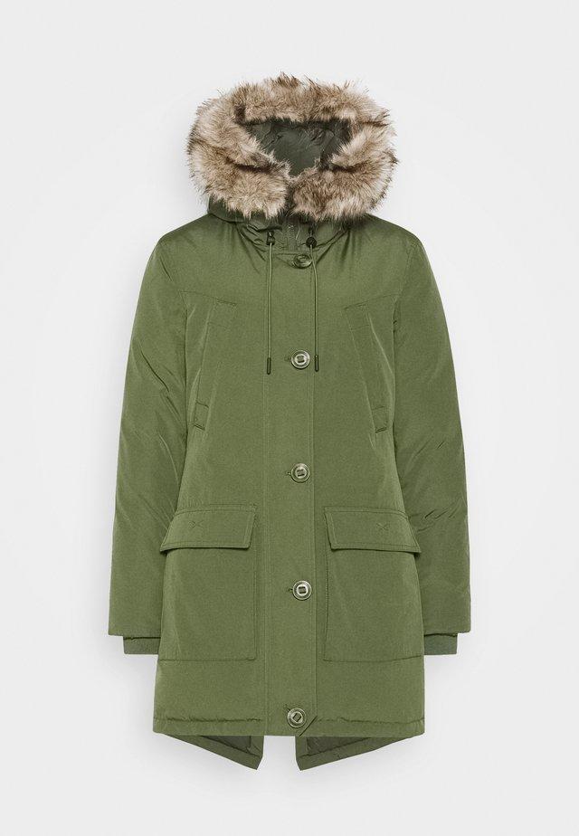 ROOKIE - Winter coat - rifle green