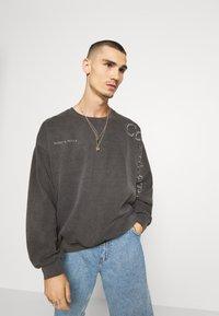 Topman - COPENHAGEN PRINT - Sweatshirt - black - 3