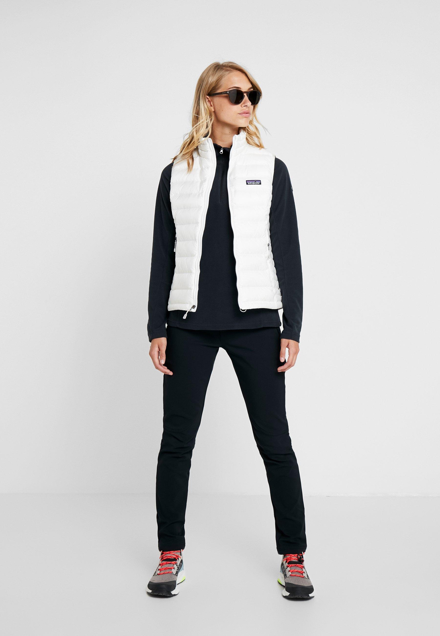 Women GLACIAL 1/2 ZIP - Fleece jumper