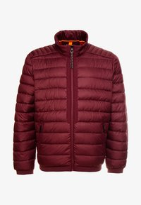 LERROS - LIGHT WEIGHT BLOUSON  - Light jacket - dark berry - 5