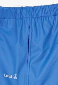 Kamik - RAINY - Rain trousers - strong blue - 4