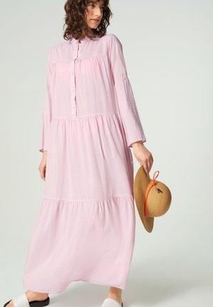 OLEA - Robe longue - rosa
