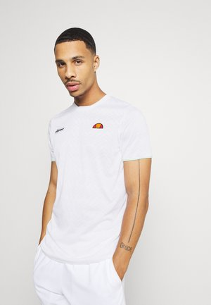 CREST - T-shirt basique - white
