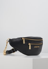 MICHAEL Michael Kors - WAISTPACK - Bum bag - black - 4