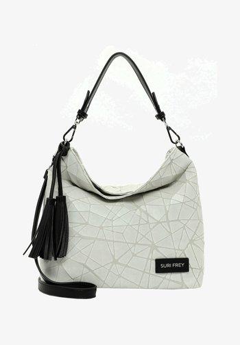 KIMMY - Handbag - ecru