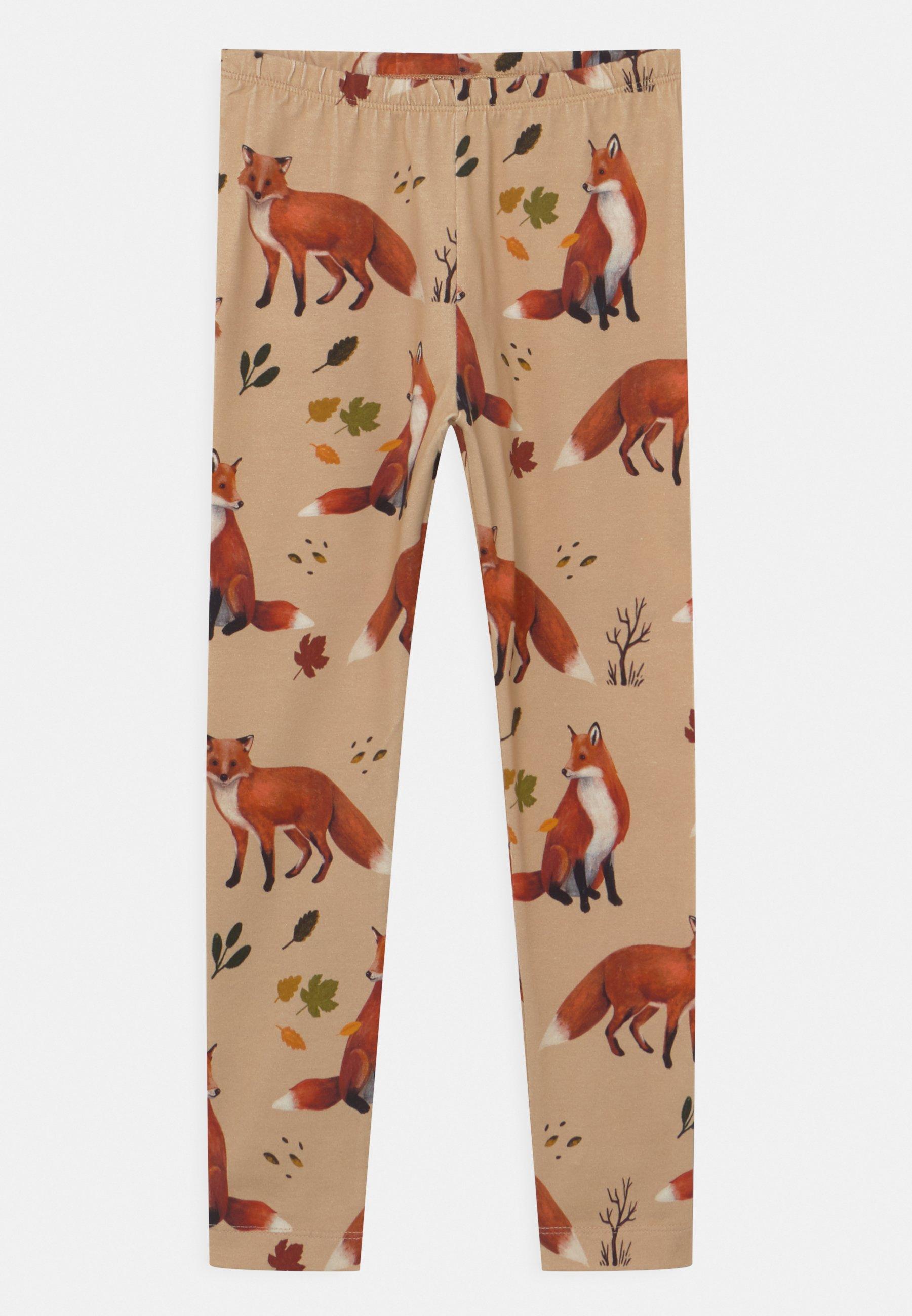 Kids FOXES UNISEX - Leggings - Trousers