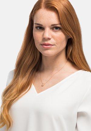 Collar - rose goldfarbend