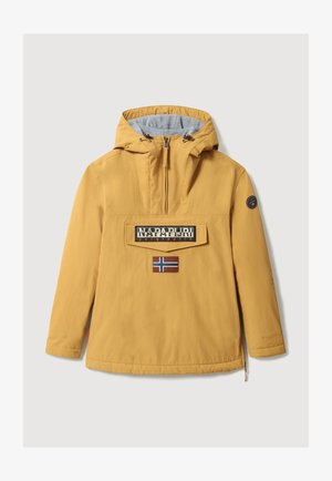 Winter jacket - wood brown