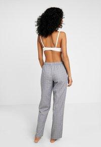Schiesser - LANG - Pyjama bottoms - nachtblau - 2