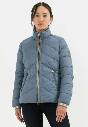MIT STEHKRAGEN - Winter jacket - smoke blue