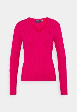 CLASSIC - Pullover - sport pink