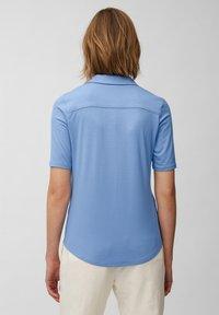 Marc O'Polo - Button-down blouse - blue note - 2
