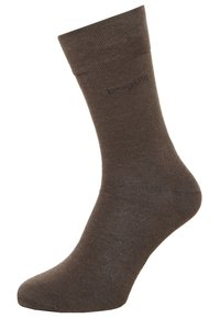 Bugatti - 6 PACK - Socks - beige/light denim melange/brown melange - 2