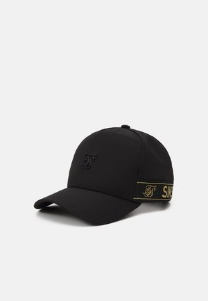 TAPE TRUCKER - Gorra - black/gold