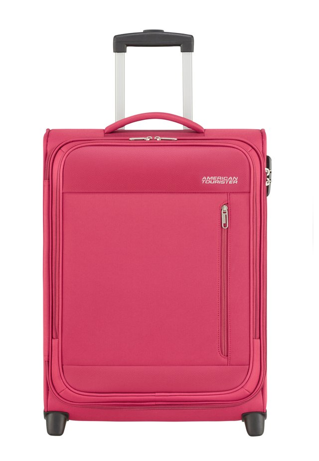 HEAT WAVE TROLLEY - Wheeled suitcase - magenta
